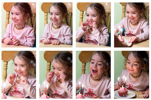 Happy Third Birthday!!
