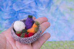 miniature vegetable set